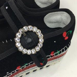 a61908fece7 Marc Jacobs Shoes - ⭐️HP⭐️Marc Jacobs Suzi Cherry Mary Jane Espadrille